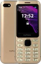 Tlačidlový telefón myPhone Maestro, zlatá ROZBALENÉ
