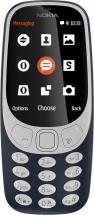 Tlačidlový telefón Nokia 3310 2017, modrá