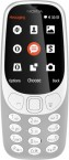 Tlačidlový telefón Nokia 3310 2017, šedá