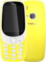 Tlačidlový telefón Nokia 3310 DS, žltá