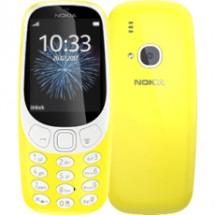 Tlačidlový telefón Nokia 3310 DS, žltá POUŽITÉ, NEOPOTREBOVANÝ TO