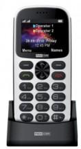 Tlačidlový telefón pre seniorov Maxcom Comfort MM471, biela