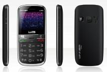 Tlačidlový telefón pre seniorov Winner WG15, čierna