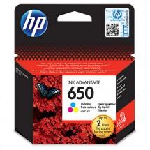 Tlačová kazeta troch farieb HP CZ102AE