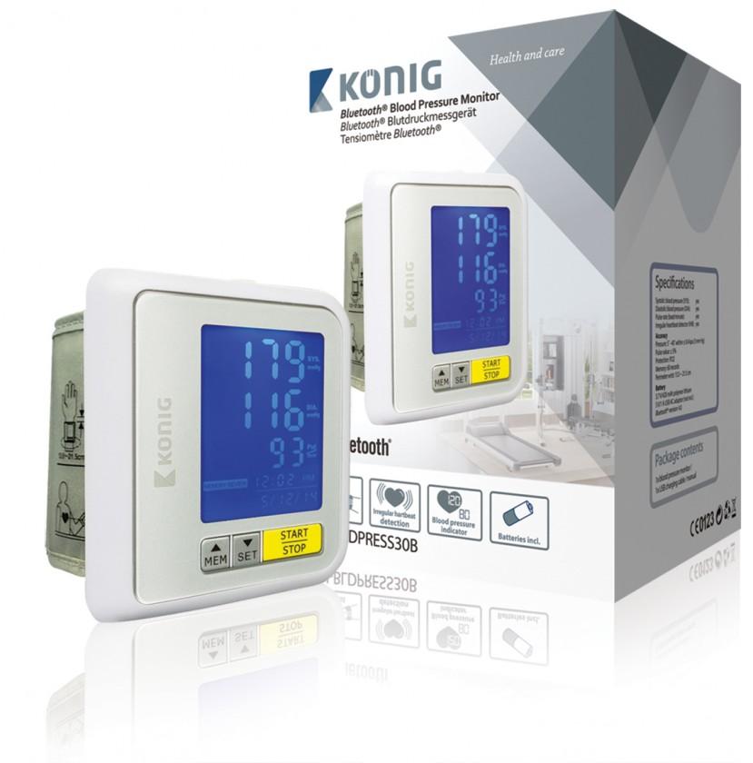 Tlakomery Konig KN-BLDPRESS30B