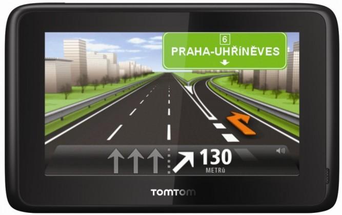 TomTom GO 1005 Europe Traffic + 2 roky aktualizace map