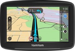TOMTOM VIA 52 Europe (45 krajín) LIFETIME mapy 1AP5.002.00