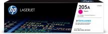 Toner HP CF533A, 205A, purpurová