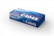 Toner Samsung CLT-C404S, azúrová