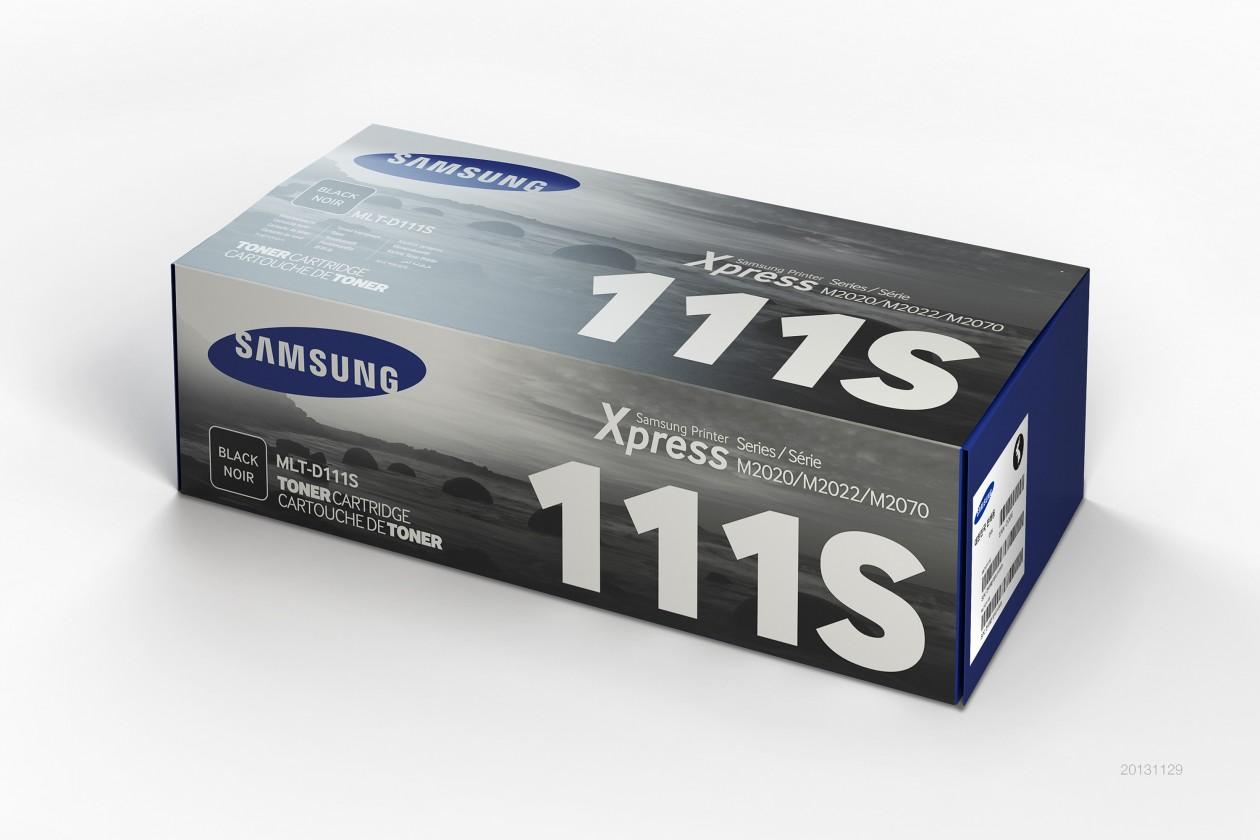 Tonery Samsung Toner Samsung MLT-D111S, čierna