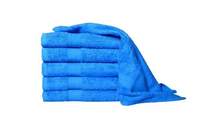 Top Q - Osuška, 70x140cm (modrá)