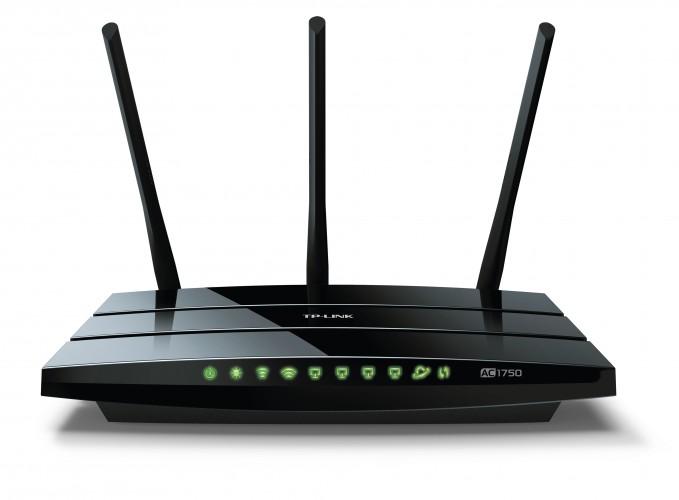 TP-Link Archer C7 AC1750 Dual band Wireless 802.11ac 4xLAN, BAZAR