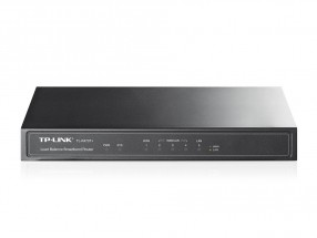 TP-LINK TL-R470T+ / 5port Multi-WAN router/1x WAN, 1x LAN, 3 x mě