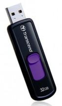 Transcend JetFlash 500 32GB čierny