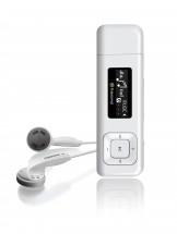 Transcend MP330 8 GB, biela