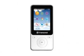 Transcend MP710 8 GB, biela