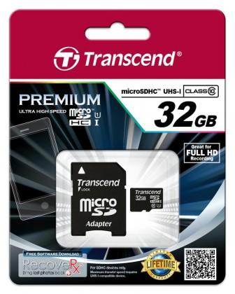 Transcend TS32GUSDU1