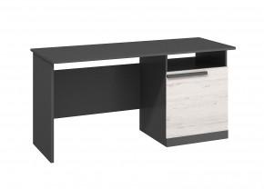 Trend - Pracovný stôl (grafit, borovica andersen)