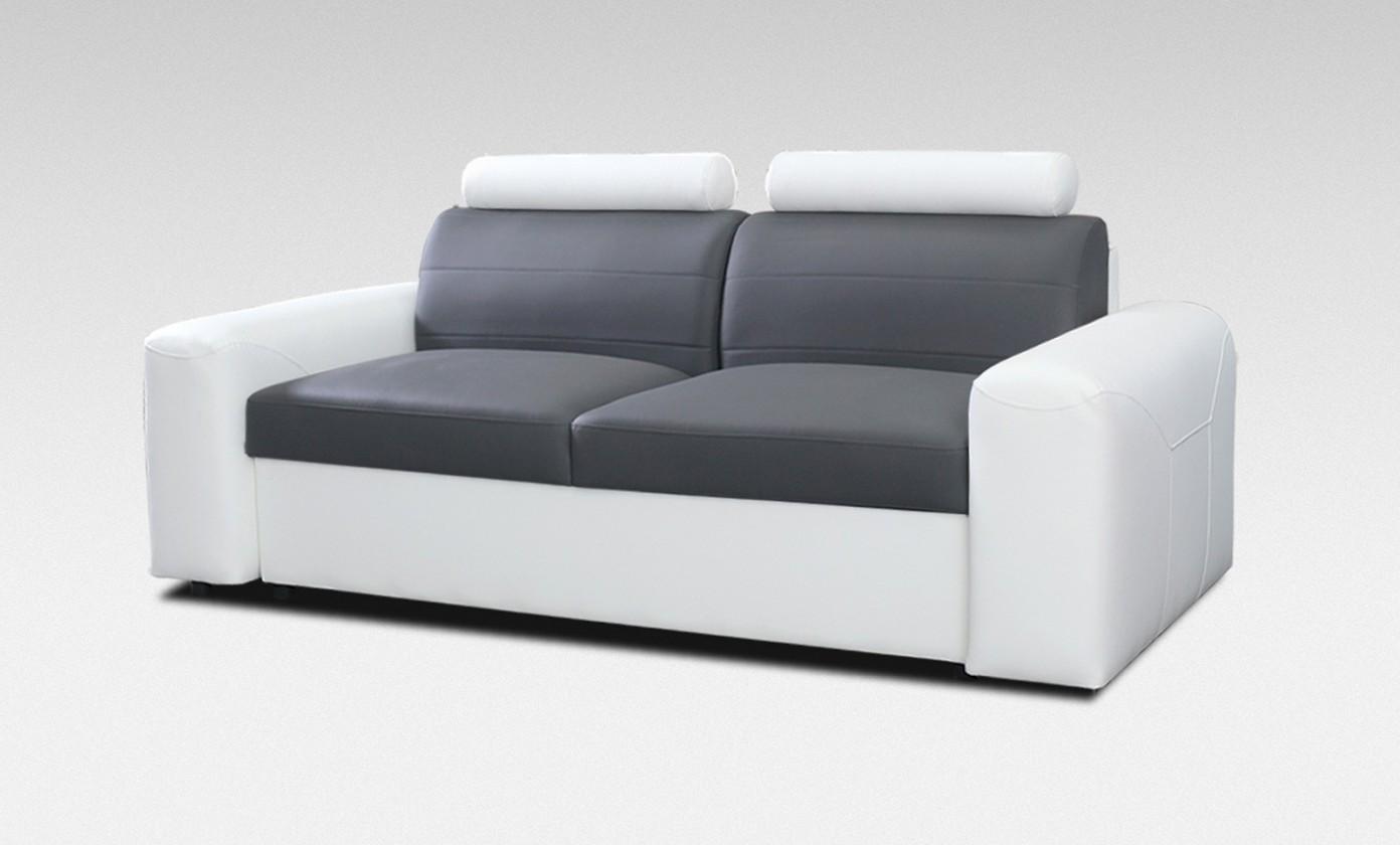Trojsedák Mega-S - trojsedák (poťahový materiál - syntetická koža/dekor korpusu - cayenne 1115)