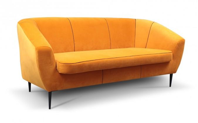 Trojsedák Trojsedačka Ladon oranžová
