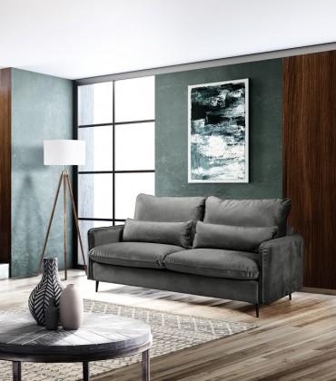 Trojsedák Trojsedačka Zealand sivá
