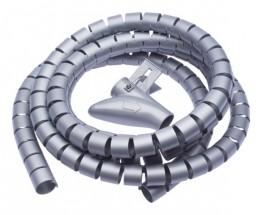 Trubica pre vedenie káblov WINDER Connect IT CI680, 2,5m, šedá