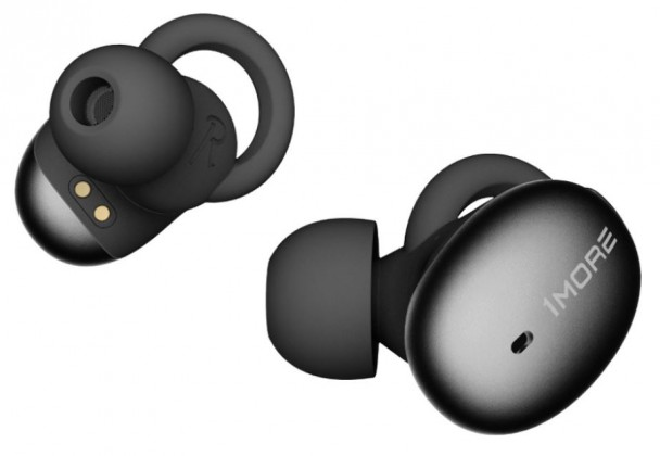 True Wireless slúchadlá 1MORE Stylish Truly Wireless Headphones (TWS) Black