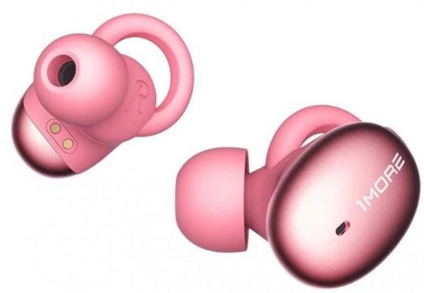 True Wireless slúchadlá 1MORE Stylish Truly Wireless Headphones (TWS) Pink