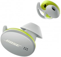 True Wireless slúchadlá Bose Sport Earbuds, biele