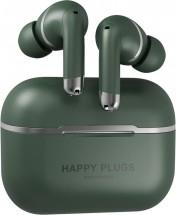 True Wireless slúchadlá Happy Plugs AIR 1 ANC, zelené POŠKODENÝ O