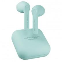 True Wireless slúchadlá Happy Plugs Air 1 Go, modré