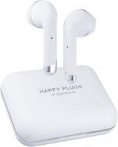 True Wireless slúchadlá Happy Plugs Air 1 Plus, biele