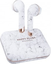 True Wireless slúchadlá Happy Plugs Air 1 Plus, bielo-sivé
