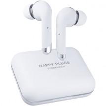 True Wireless slúchadlá Happy Plugs Air 1 Plus In-Ear, biele