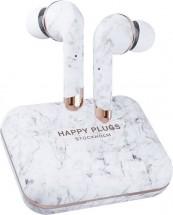 True Wireless slúchadlá Happy Plugs Air 1 Plus In-Ear, bielo-siv
