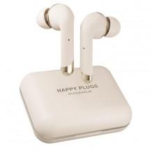 True Wireless slúchadlá Happy Plugs Air 1 Plus In-Ear, zlaté