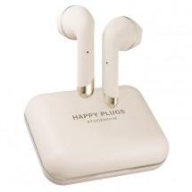 True Wireless slúchadlá Happy Plugs Air 1 Plus, zlaté