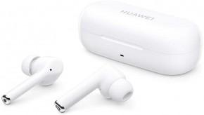 True Wireless slúchadlá Huawei FreeBuds 3i, biele