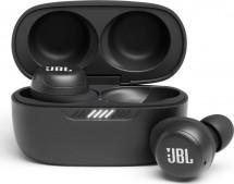 True Wireless slúchadlá JBL Live Free NC+, čierne