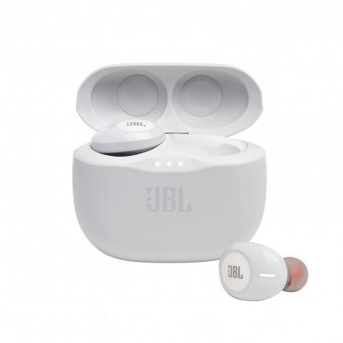 True Wireless slúchadlá JBL Tune 125TWS, biele