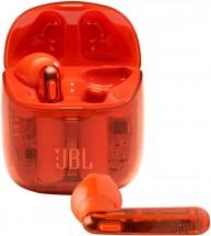 True Wireless slúchadlá JBL Tune 225TWS, oranžové ghost
