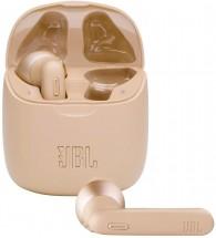 True Wireless slúchadlá JBL Tune 225TWS, zlaté