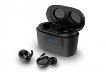 True Wireless slúchadlá Philips SHB2515BK, čierne