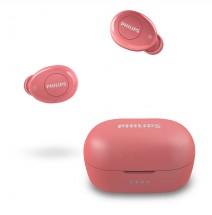 True Wireless slúchadlá Philips TAT2205RD, červené