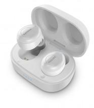 True Wireless slúchadlá Philips TAT2205WT, biele