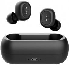 True Wireless slúchadlá QCY - T1C, čierne