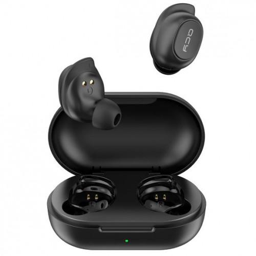True Wireless slúchadlá QCY - T9 , čierne