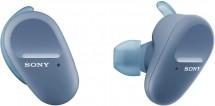 True Wireless slúchadlá Sony WF-SP800N, modré