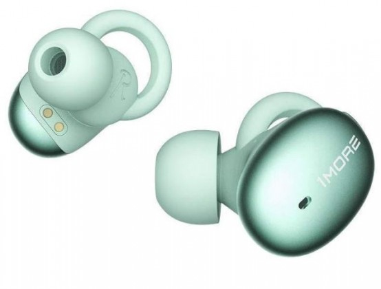 True Wireless slúchadlá True Wireless slúchadlá 1MORE Stylish TWS, zelené