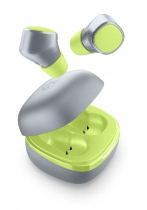 True Wireless slúchadlá True Wireless slúchadlá CellularLine Evade s dobíjacím púzdrom